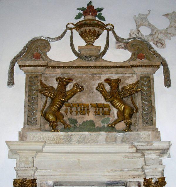 Kraków - synagoga-Wysoka01